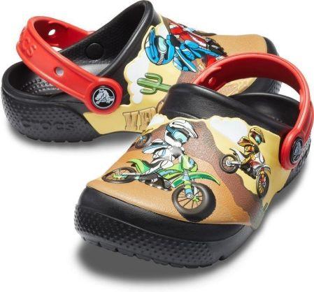 Crocs Kids Fun Lab Frozen Clog
