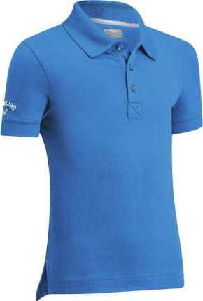Callaway Youth Solid Junior Polo Shirt Spring Break M - Ceny i opinie T-shirty i koszulki męskie XZSP