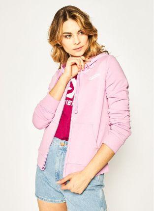 House Puchata bluza z atłasową podszewką Różowy Ceny i