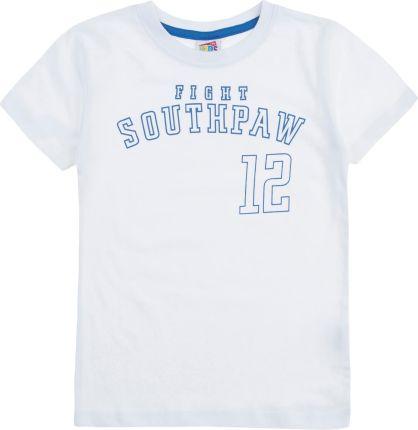 Biała koszulka, t shirt Coca Cola 13 14 lat 164 cm Ceny i