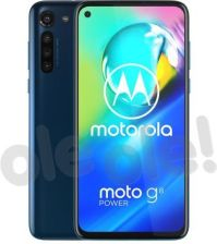 Produkt z Outletu: Motorola Moto G8 Power 4/64GB DS (niebieski)