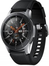 Produkt z Outletu: SAMSUNG GALAXY WATCH SM-R800 46MM SREBRNY