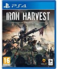 Iron Harvest Day One Edition (Gra PS4)