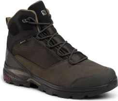 Salomon Outward Gtx Gore-Tex 409579 32 V0 Peat Black Burnt Olive