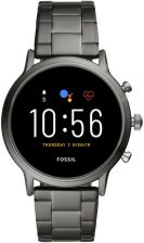 Smartwatch FOSSIL - Carlyle FTW4024 Silver/Silver