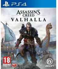 Assassins Creed Valhalla (Gra Ps4)