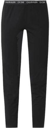 Spodnie od piżamy z paskiem z logo - Ceny i opinie Pidżamy damskie IUOR