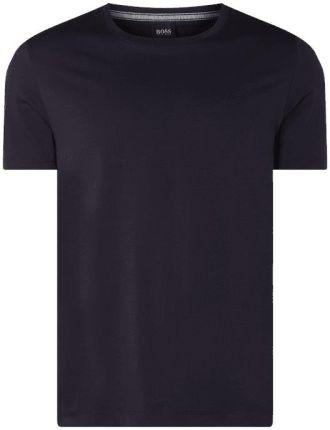 T-shirt z bawełny model 'Tiburt' - Ceny i opinie T-shirty i koszulki męskie YYIM