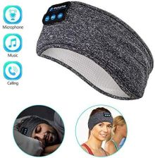 Amazon Sluchawki Do Spania Douszne Bluetooth V5 0 Od Navly Sportowe Douszne Z Ultra Cienkimi Glosnikami Stereo Hd Idealne Uprawiania S Ceneo Pl