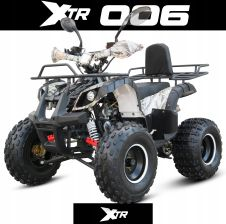 QUAD XTR 006 125 CC AUTOMAT LED GRATISY TRANSPORT