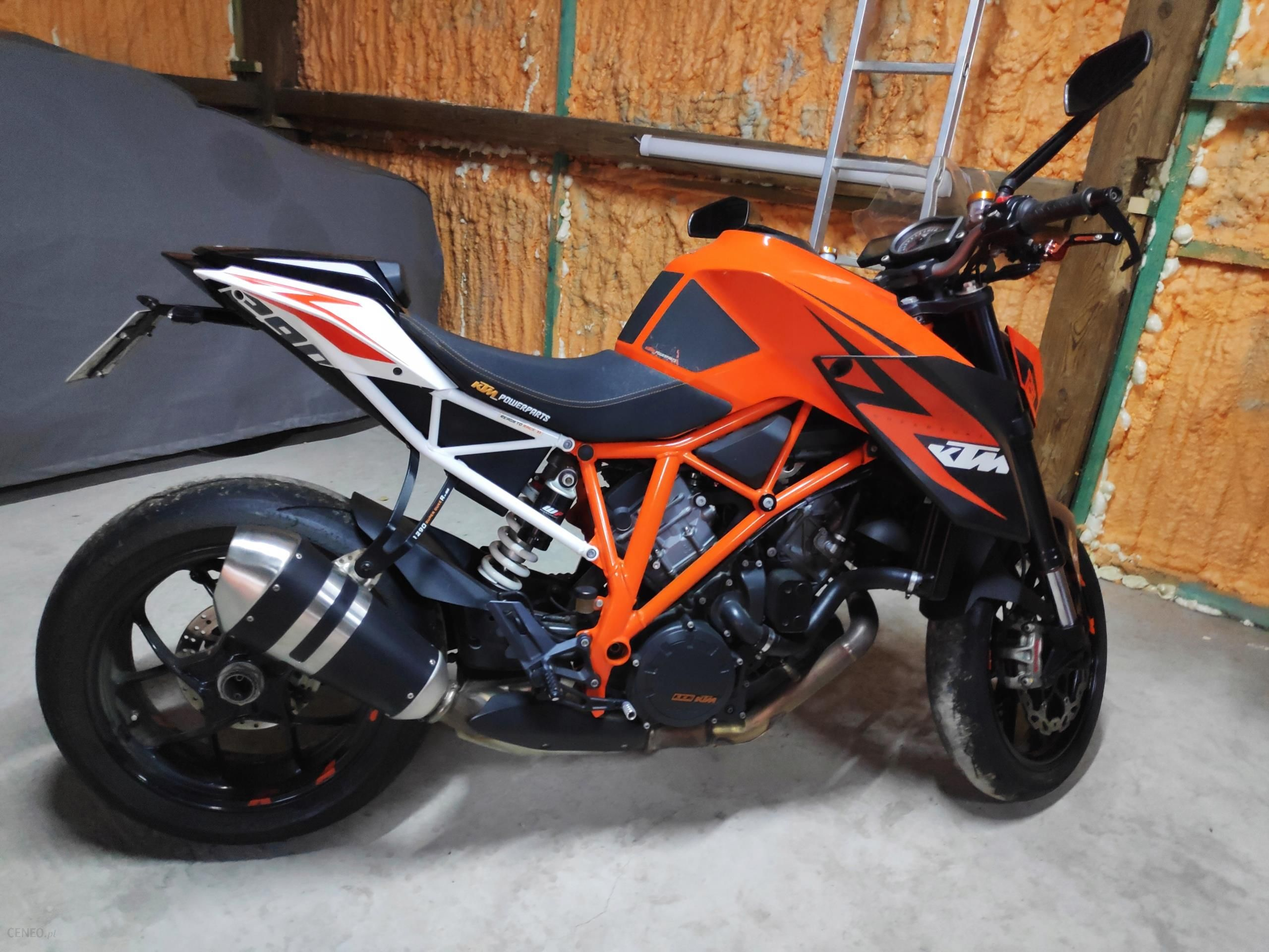 Ktm 1290 Super Duke R Abs Tcs Led Power Parts Opinie I Ceny Na Ceneo Pl