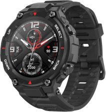 """""""AMAZFIT T-REX OUTDOOR SMART WATCH 1.3 INCH AMOLED COLOR SCREEN 20 DAYS BATTERY LIFE 5 ATM WATERPROOF 14 SPORTS MODES 12 MILITARY CERTIFICATIONS DUAL"""