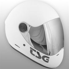 Tsg Pass Solid Satin White 208