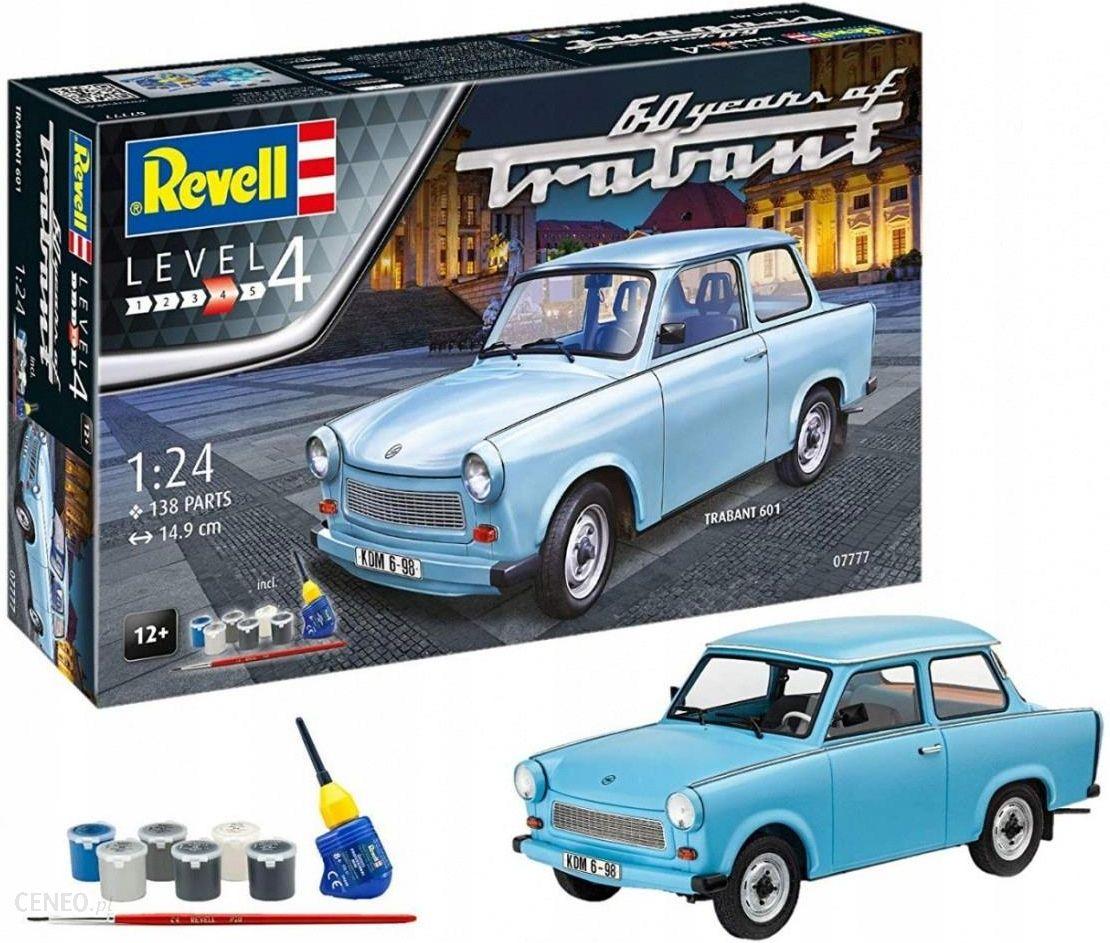 Revell Model Plastikowy 60 Lat Trabanta