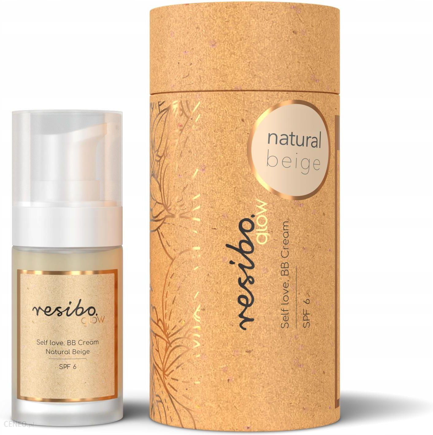 Resibo Self Love. BB Cream Krem BB SPF6 natural beige 30ml