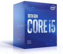 Intel Core i5-10400F 2,9GHz BOX (BX8070110400F)