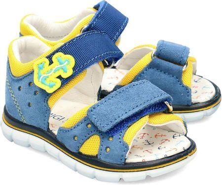 Biomecanics Skórzane Sandały Dzieci R.22 Ceny i opinie