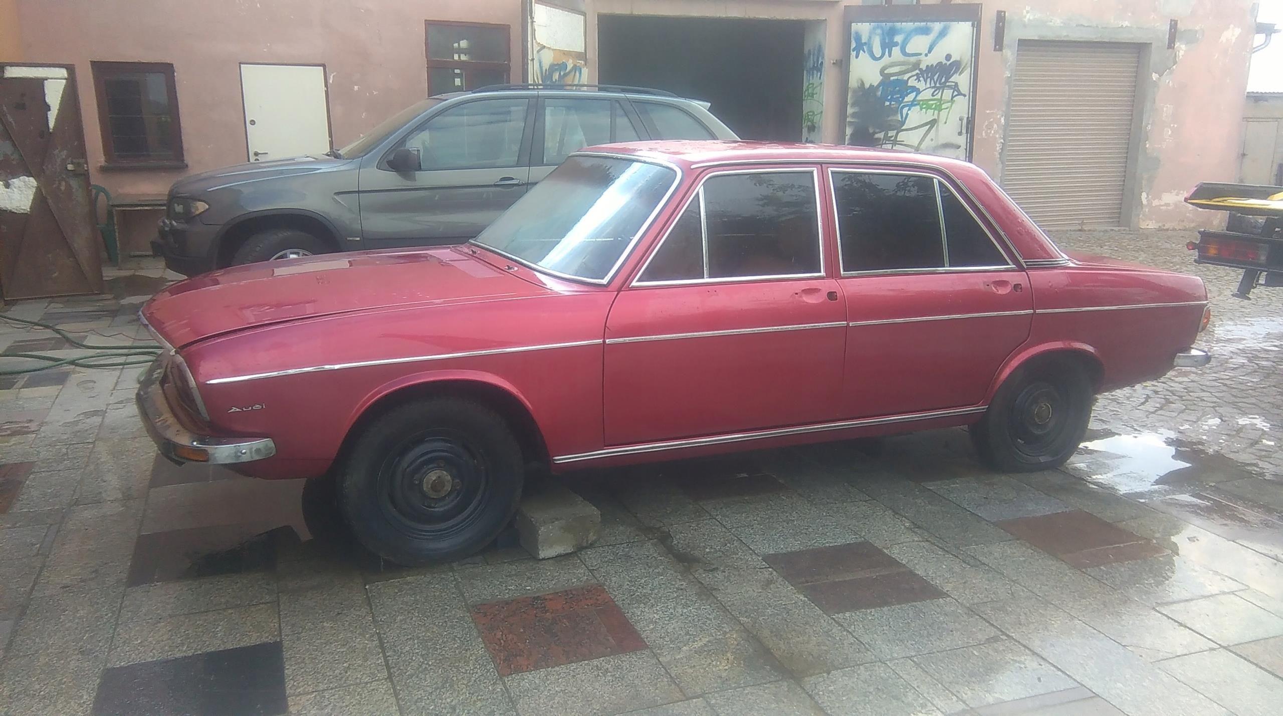 Audi 100 Gl C1 Opinie I Ceny Na Ceneo Pl