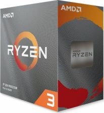 AMD Ryzen 3 3100 3,6GHz Box (100-100000284BOX)
