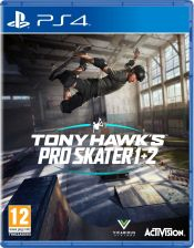 Tony Hawk's Pro Skater 1 + 2 (Gra PS4)