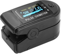 """FINGER PULSE PRESSURE OXIMETER OXYGEN SATURATION INSTRUMENT QUICK DELIVERY -- WITHOUT BATTERY"""
