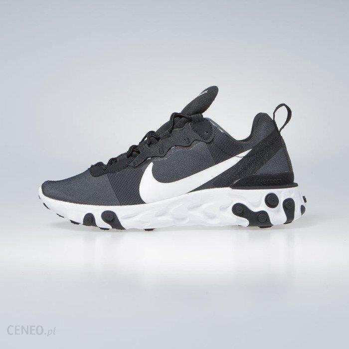 Sneakers Buty Nike React Element 55 black white (BQ2728 003) Ceny i opinie Ceneo.pl