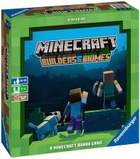 Ravensburger Minecraft Builders And Biomes 268672