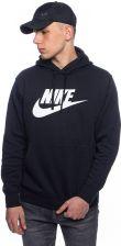 Bluza Nike NSW Club Hoodie BB GX czarna Ceny i opinie Ceneo.pl
