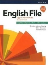 English File Upper Intermediate Student's Book with Student Resource Centre Pack 4th (CZEch Edition)