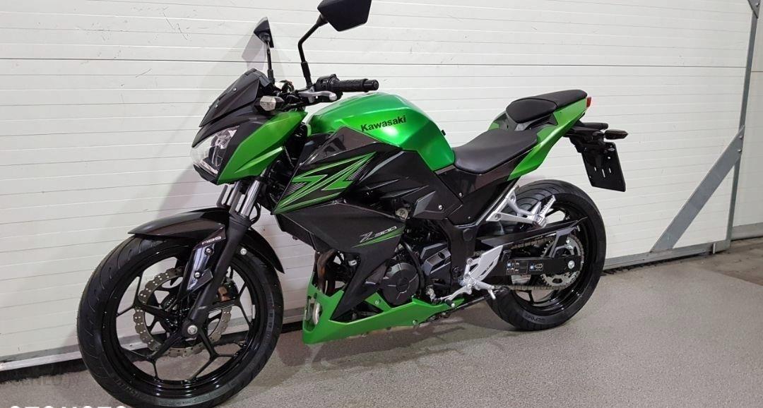 Kawasaki Ninja 300 Abs Opinie I Ceny Na Ceneo Pl