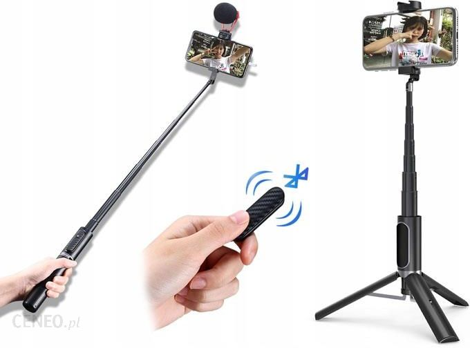 Ulanzi Selfie Stick Bluetooth Kijek Do Smartfona Sk 02 Opinie I Ceny Na Ceneo Pl