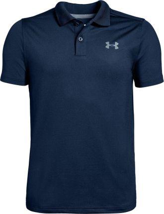 Under Armour Performance 2.0 Boys Polo Shirt Academy L - Ceny i opinie T-shirty i koszulki męskie NYZO