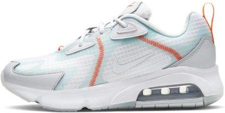 Nike Buty damskie Nike Air Max 200 Srebrny Ceny i opinie