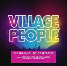 Village People: The Album Collection 1977-1985 [10CD]