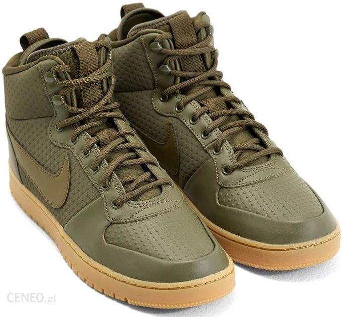 Buty Meskie Nike Ebernon Winter Aq8754 300 Zielony 44 Ceny I Opinie Ceneo Pl