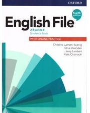 English File 4E Advanced Sb + online practice