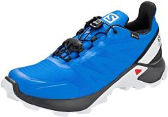 Salomon Supercross Gtx Lapis Blue Black White