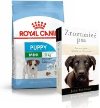 Royal Canin Mini Puppy 8kg + książka