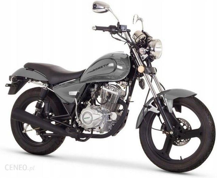 Motocykl Romet Soft Chopper 125 Raty 0 Rybnik Opinie I Ceny Na Ceneo Pl