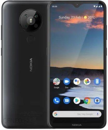 Nokia 5.3 4/64GB Czarny
