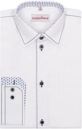 Biała koszula komunijna z muszką dla chłopca 86 172 KS13  buxXC