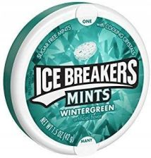 Ice Breakers Mints Wintergreen 42g