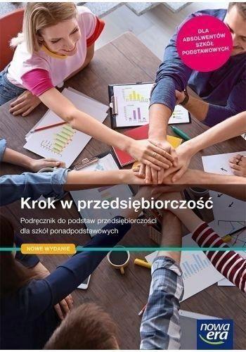 Podręcznik szkolny Przedsiębiorczość LO Krok... Podr. NPP w.2020 NE - zdjęcie 1
