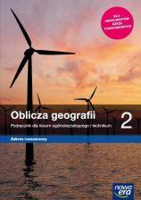 Podręcznik szkolny Geografia LO 2 Oblicza geografii Podr ZR w2020 NE - zdjęcie 1