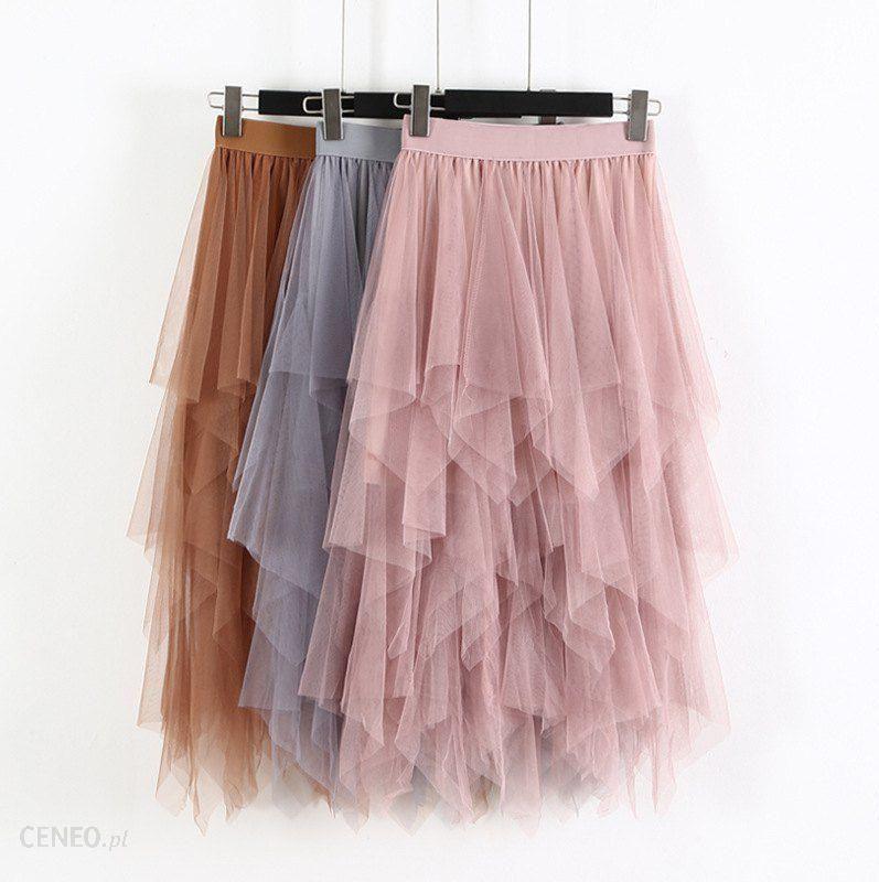 Długa spódnica tiulowa w Spódnice i spódniczki Moda damska