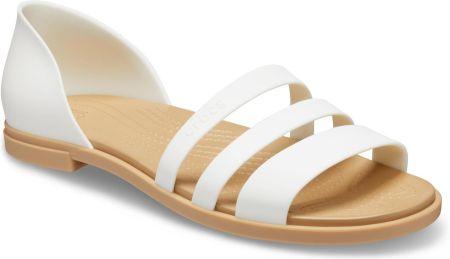 Sandały Crocs Isabella Strappy Sandal OysterPearl White