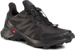 Salomon Supercross Gtx W Gore-Tex 408092 Black Black Black
