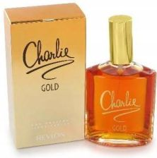 Revlon Charlie Gold Woman Woda toaletowa 100ml spray