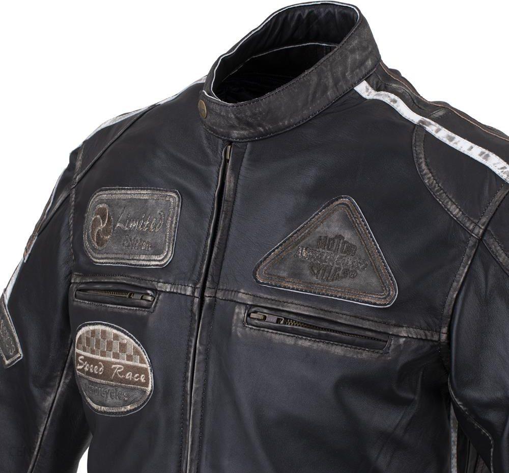 kurtka motocyklowa skórzana bf