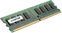 Crucial 2GB 800MHz DDR2 NON-ECC CL6 DIMM (CT25664AA800)
